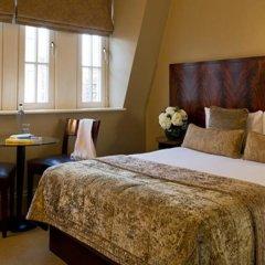 Отель Radisson Blu Edwardian Grafton 4* Номер Делюкс с различными типами кроватей фото 5