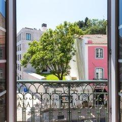Апартаменты Sweet Inn Apartments São Bento Лиссабон балкон