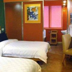 Отель Luoxi Garden Inn Китай, Гуанчжоу - отзывы, цены и фото номеров - забронировать отель Luoxi Garden Inn онлайн комната для гостей фото 3