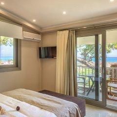 Hotel Koukounaria комната для гостей