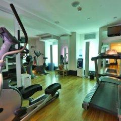 Continental Genova Hotel Генуя фитнесс-зал фото 4
