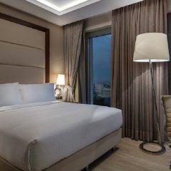 Отель DoubleTree by Hilton Istanbul Topkapi комната для гостей фото 5