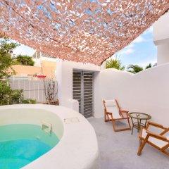 Отель The Muse Of Santorini - Jacuzzi Suites Греция, Остров Санторини - отзывы, цены и фото номеров - забронировать отель The Muse Of Santorini - Jacuzzi Suites онлайн спа