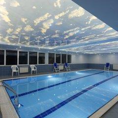 Отель Pliska бассейн