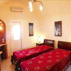 Отель Galatia Villas Греция, Остров Санторини - отзывы, цены и фото номеров - забронировать отель Galatia Villas онлайн комната для гостей фото 5
