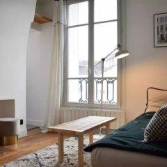 Апартаменты Stylish 1 Bedroom Apartment in Le Marais комната для гостей фото 5