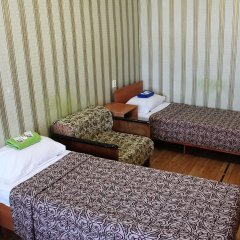 Гостиница Авиатор комната для гостей фото 4