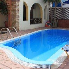 Отель Pension Stella Греция, Остров Санторини - 1 отзыв об отеле, цены и фото номеров - забронировать отель Pension Stella онлайн бассейн фото 3