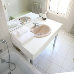 Отель Albert 1er Франция, Канны - отзывы, цены и фото номеров - забронировать отель Albert 1er онлайн ванная