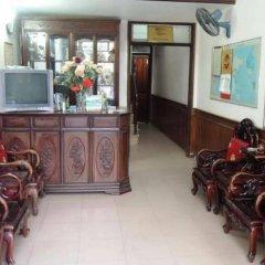 Van Nam Hotel Халонг интерьер отеля фото 3