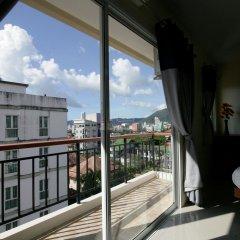Calypso Patong Hotel балкон