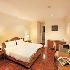 Апартаменты Orchid View Apartment Бангкок комната для гостей фото 4