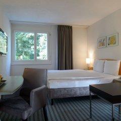 Apart-Hotel Zurich Airport комната для гостей