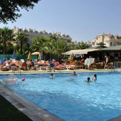 Отель Club Dena бассейн