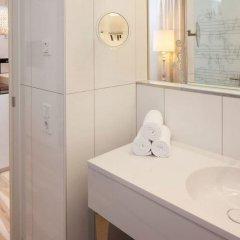Отель Hapimag Resort Salzburg Австрия, Зальцбург - отзывы, цены и фото номеров - забронировать отель Hapimag Resort Salzburg онлайн ванная фото 2