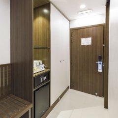 Citymax Hotel Al Barsha сейф в номере