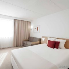 Отель Novotel Antwerpen Бельгия, Антверпен - 1 отзыв об отеле, цены и фото номеров - забронировать отель Novotel Antwerpen онлайн комната для гостей фото 2