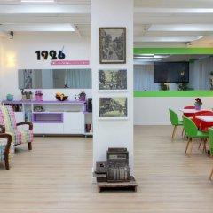 1926 Designed Apartments Hotel Израиль, Хайфа - 1 отзыв об отеле, цены и фото номеров - забронировать отель 1926 Designed Apartments Hotel онлайн интерьер отеля фото 3