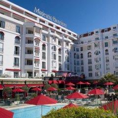 Отель Barriere Le Majestic Франция, Канны - 8 отзывов об отеле, цены и фото номеров - забронировать отель Barriere Le Majestic онлайн помещение для мероприятий