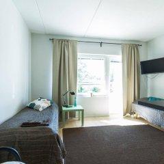 Апартаменты Forenom Apartments Espoo Lintuvaara комната для гостей