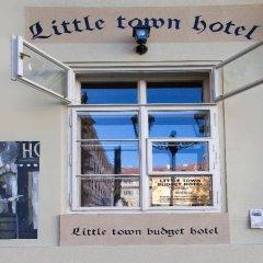Отель Little Town budget hotel Чехия, Прага - 3 отзыва об отеле, цены и фото номеров - забронировать отель Little Town budget hotel онлайн интерьер отеля фото 2