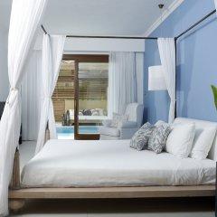 Отель Lindian Village комната для гостей фото 4