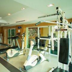 Отель Mandawee Resort & Spa фитнесс-зал фото 3
