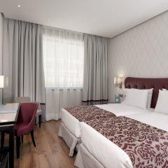 Отель Eurostars Hotel Plaza Mayor Испания, Мадрид - 5 отзывов об отеле, цены и фото номеров - забронировать отель Eurostars Hotel Plaza Mayor онлайн комната для гостей