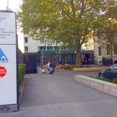 Geneva Hostel спортивное сооружение