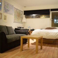 Апартаменты Studio Flat Near Borough Tube Sleeps 2 комната для гостей фото 2