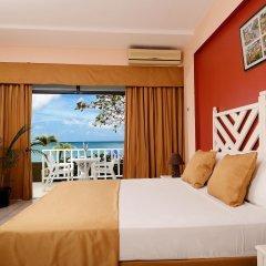 Отель Kaz Kreol Beach Lodge & Wellness Retreat комната для гостей фото 3