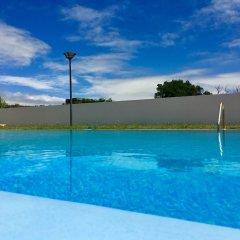 Отель Casa do Ó бассейн
