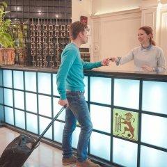 Отель Hôtel du Helder Франция, Лион - 1 отзыв об отеле, цены и фото номеров - забронировать отель Hôtel du Helder онлайн интерьер отеля фото 3