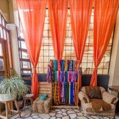 Отель Posada de Belssy Гондурас, Копан-Руинас - отзывы, цены и фото номеров - забронировать отель Posada de Belssy онлайн комната для гостей фото 2