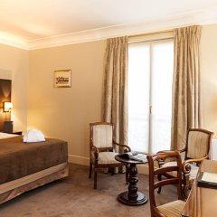 Saint James Albany Paris Hotel-Spa 4* Стандартный номер с различными типами кроватей фото 14