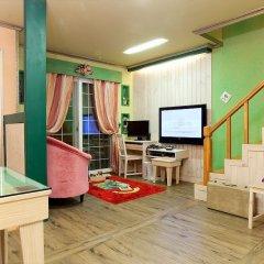 Отель Swiss Pension Южная Корея, Пхёнчан - отзывы, цены и фото номеров - забронировать отель Swiss Pension онлайн комната для гостей фото 2