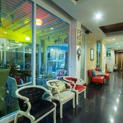 Отель Sea Breeze Jomtien Residence Таиланд, Паттайя - отзывы, цены и фото номеров - забронировать отель Sea Breeze Jomtien Residence онлайн интерьер отеля фото 2