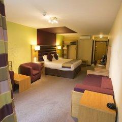 Gullivers Hotel комната для гостей