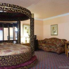 Отель Americas Best Value Inn-Milpitas/Silicon Valley комната для гостей фото 4