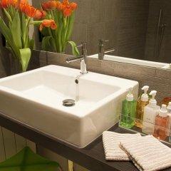 Отель The Luxury Milano ванная