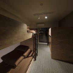 Montan Hakata Hostel Хаката комната для гостей