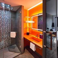 Отель Jaz Amsterdam Амстердам ванная