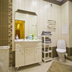 Гостиница Lakshmi Apartment 2ka on Pushkinskaya в Москве отзывы, цены и фото номеров - забронировать гостиницу Lakshmi Apartment 2ka on Pushkinskaya онлайн Москва ванная