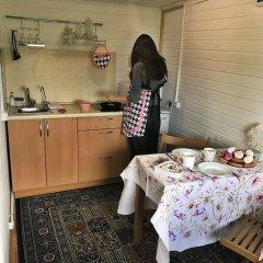 Отель Ok-Reka - campsite Звенигород питание