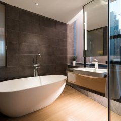 Sonmei Crystal Hotel Шэньчжэнь ванная