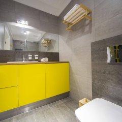 Апартаменты Mosquito Silesia Apartments Катовице ванная