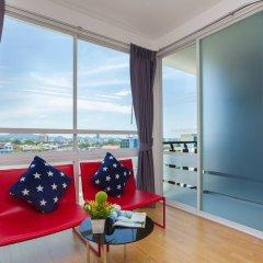 Отель Rang Hill Residence 4* Улучшенный номер с разными типами кроватей фото 4