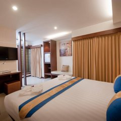 Отель Blue Sky Patong комната для гостей фото 3