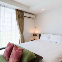Отель Rocco Huahin Condominium комната для гостей