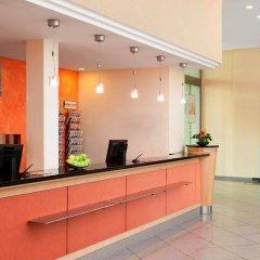 Отель IntercityHotel Düsseldorf интерьер отеля фото 3